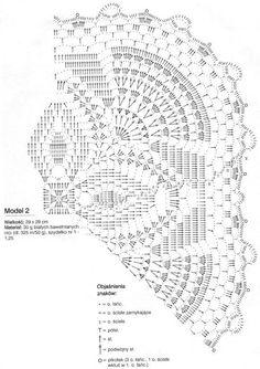 World crochet: Napkin 276 Crochet Doily Diagram, Crochet Motif Patterns, Crochet Chart, Crochet Squares, Crochet Granny, Filet Crochet, Crochet Doilies, Knit Crochet, Crochet Buttons