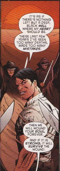 Batman # 673 | Written by Grant Morrison, pencils by Tony Daniels