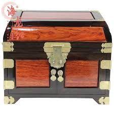 a handmade chest jewelry box - How beautiful