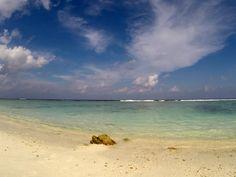 Beach time in Maldives! #airportbeach #beach #summertime #indianocean #hulhumale
