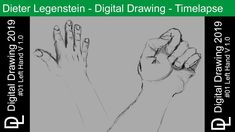 """Dieter Legenstein – Digital Drawing 2019 / """"Left Hand V Photoshop, Left Handed, Painting & Drawing, Memes, Drawings, Youtube, Art, Drawing S, Sketch"""