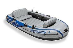 INTEX Inflatable Boat Set