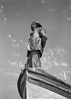 Da serie 'Mariñeiros' (1936) Spanish Eyes, Balearic Islands, The Prestige, Romania, The Man, Mists, Darth Vader, Sea, Black And White
