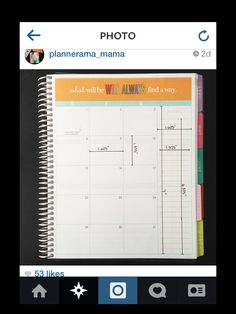 Erin Condren Life Planner Box Dimensions Eclp