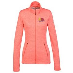Get luck on your side with this personalized Nike® pullover!