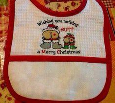 bavetta merry christmas, by pezze pazze ricamabili, 5,50 € su misshobby.com
