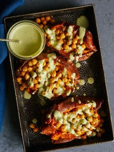 Roasted Chickpea Stu