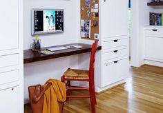 pequenos escritórios, design de interiores e idéias de decoração