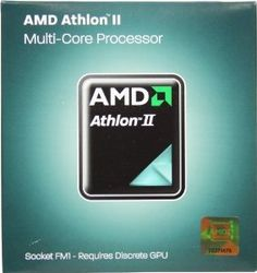 AMD Athlon II X4 631 2.6GHz 4x1 MB L2 Cache Socket FM1 100W Quad-Core Desktop Processor - Retail AD631XWNGXBOX by AMD. $121.81. The AMD Athlon II X4 631 offers mainstream users quad-core processing power at an exceptionally affordable price. The processor features four cores running at 2.6 GHz each--enough processing power to run several intensive applications at once without slowdown. You'll be able to multitask more effectively, accomplishing more in less time. The proc...