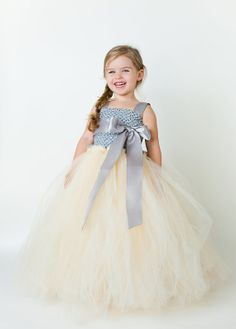Anastasia+Flower+Girl+Tutu+Dress+with+by+TheLittlePeaBoutique,+$115.00