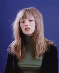 christine foley @ select models for SELF SERVICE magazine,1998