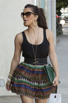 dislike kim kardashian, but love the outfit