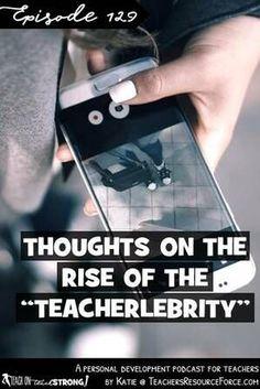 Thoughts on the rise of the teacherlebrity Teacher Blogs, New Teachers, Best Teacher, High School Classroom, Classroom Ideas, Free Teaching Resources, Teaching Ideas, School Direct, Secondary Teacher