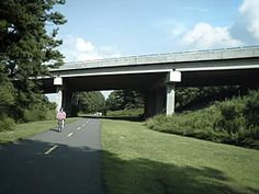 SILVER COMET TRAIL: 61 miles of paved bike trail in Georgia. Starts in Smyrna and ends at the Georgia/Alabama state line. Connects to the Chief Ladiga Trail for another 33 miles.