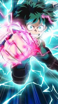 Izuku Midoriya / Deku (My Hero Academia) Boku No Hero Academia, My Hero Academia Manga, Me Me Me Anime, Anime Love, Manga Anime, Anime Art, Photo Manga, Deku Boku No Hero, Anime Lindo