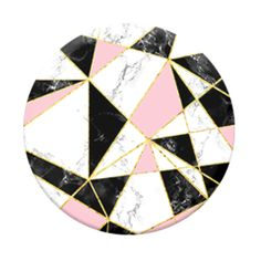 "PopSockets ""Shattered Marble"" design in the Good Vibes collection"