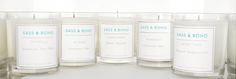Sass and Boho Candle Diffuser, Home Fragrances, Fragrance Oil, Luxury Homes, Mason Jars, Wax, Essential Oils, Candles