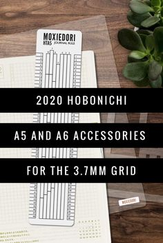 2020 Hobonichi rulers, pencil boards, and a stencil - for both and Bullet Journal Inspiration, Journal Ideas, Bullet Journal Spread, Hobonichi, A5, Spreads, Back To School, Journaling, Stencils