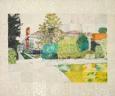 Image result for jenny watson house painting Jenny Watson, Visit Australia, City Limits, Museum Of Contemporary Art, Large Painting, House Painting, Gallery, Image, Box