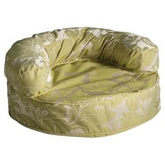 I pinned this Melrose Pet Bed in Pear from the Creature Comforts event at Joss and Main!