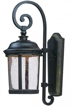 Driskyll Top Mount Outdoor LED Wall Lantern 231