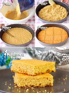 Corn Bread Recipe, How To - Ekmek Tarifleri backen recipes bread How To Make Corn, How To Make Bread, Good Foods For Diabetics, Foods With Gluten, Diabetic Recipes, Bread Recipes, Oven Recipes, Cornbread, Easy Meals
