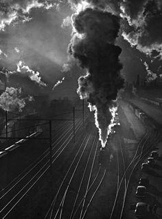 A. Aubrey Bodine  Maryland 1945