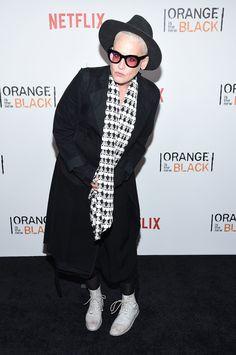Lori Petty au lancement de la quatrième saison de Orange Is The New Black