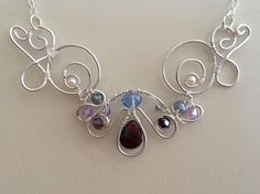 To find products to purchase look up- Wire Jewlery by Christine Cachia Cummings on Facebook