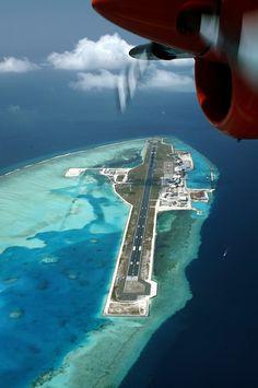 Hulule Airport...
