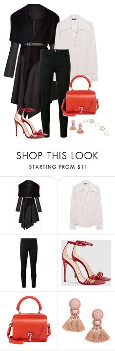 """""""Untitled #174"""" by stylesbylex on Polyvore featuring BCBGMAXAZRIA, Plein Sud, Gucci, Carven and GUESS"""