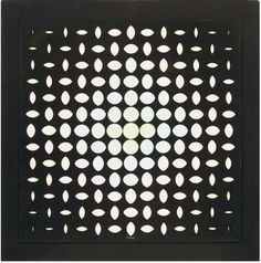 Progression du cercle par Yvaral (Jean-Pierre Vasarely)