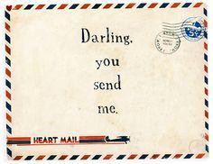 postal valentine!