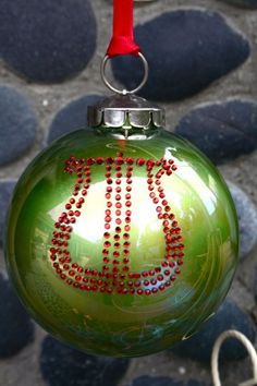 $20 axo ornament....YES (could I craft this?!)