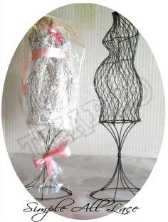 Baby Bump Dress Form
