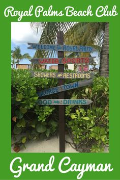 When we visited Grand Cayman Island on our cruise with Royal Caribbean, we opted to visit the Royal Palm Beach Club on the west end and had an epic time. Have you ever been to Grand Cayman? It is one of our favorites.