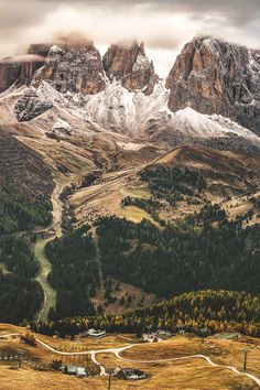 Dolomites, Italy -my dream to go climbing. Was so close to seeing them but couldn't get up that far north.