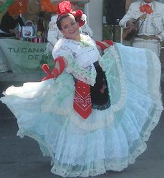 Mexico Lindo Ballet Folklorico, Ft. Worth, TX by Folklorico Dancer, via Flickr
