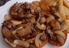 Pot Roast, Gnocchi, Ham, Food And Drink, Pork, Cooking Recipes, Beef, Chicken, Ethnic Recipes