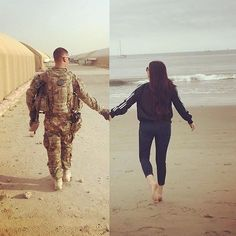 I absolutely love this #military #militarylove #militarygirlfriend…