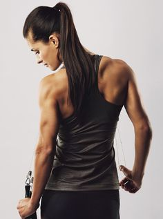 Get Rid of Pesky Back Fat With These 5 Tips