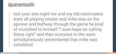 Lovely story haha