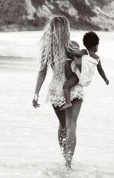 Beyoncé & Blue - Blue