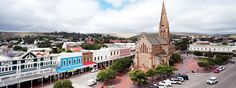 Photo about Overhead view of Grahamstown, South Africa. Image of cape, township, church - 22834844 Cities In Africa, Durban South Africa, Elephant Sanctuary, Best Places To Live, Africa Travel, Science And Nature, Tourism, Travel Photography, Stock Photos