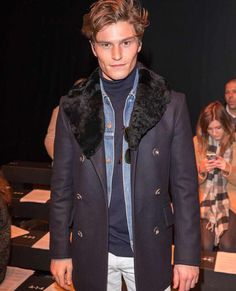 Model Oliver Cheshire