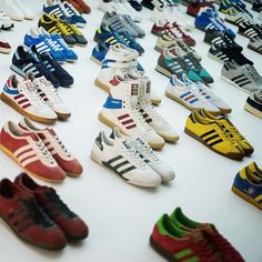 After the success of last year's London event, the #adidasOriginals #SPEZIAL exhibition makes its way to Manchester for 2014 and opens to the public today at 7 Dale Street. The exhibition runs between 24th-2nd November, 12-8pm daily. Free entry. #Padgram