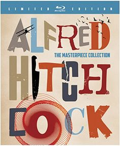 Alfred Hitchcock: The Masterpiece Collection (Limited Edition) [Blu-ray] - Universally recognized as the Master of Suspense, the legendary Alfred Hitchcock directed some of cinema's most thrilling and unforgettable classics. Alfred Hitchcock: The Masterpiece Collection features 15 iconic films from the acclaimed director's illustrious career including Psycho, The Birds,...