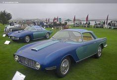 1958 Lancia Aurelia Nardi Raggio Azzure (Blue Ray) Coupe 2 (Michelotti/Vignale)