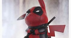 Ryan Reynolds Approves: When Pikachu Meets Deadpool, Pikapool Emerges [Pic]