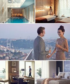Amazing spa to try. An sanctuary of refinement, care and relaxation in Istanbul.
